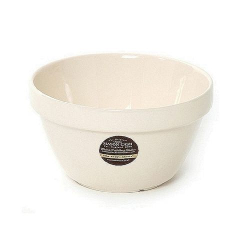 Mason Cash White Pudding Basin Bowl 12.5cm Size 48